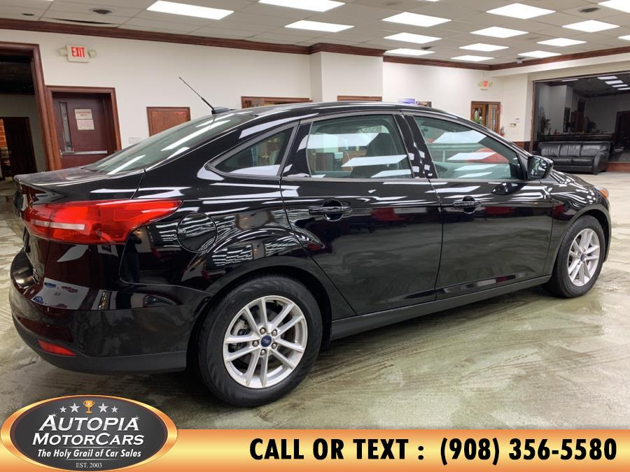 2018 Ford Focus SE Sedan, available for sale in Union, New Jersey | Autopia Motorcars Inc. Union, New Jersey