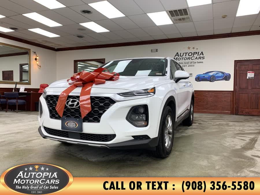 Used 2019 Hyundai Santa Fe in Union, New Jersey | Autopia Motorcars Inc. Union, New Jersey