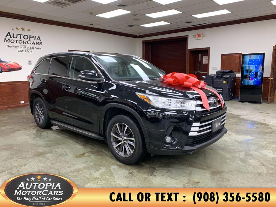 2017 Toyota Highlander XLE V6 AWD (Natl), available for sale in Union, New Jersey | Autopia Motorcars Inc. Union, New Jersey