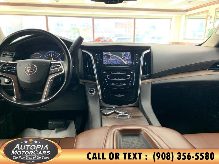 Used Cadillac Escalade 4WD 4dr Premium 2015 | Autopia Motorcars Inc. Union, New Jersey