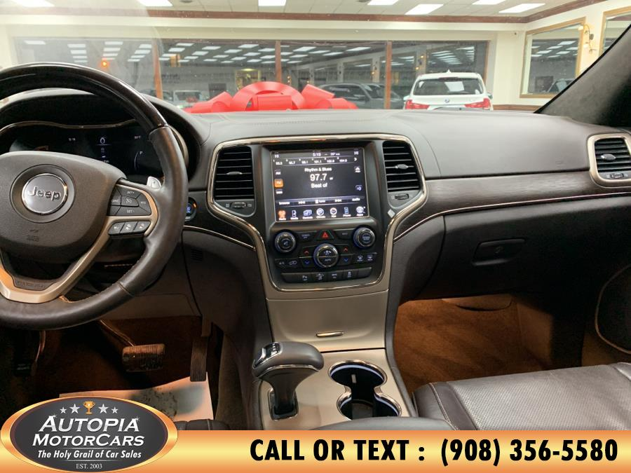 Used Jeep Grand Cherokee 4WD 4dr Summit 2014 | Autopia Motorcars Inc. Union, New Jersey