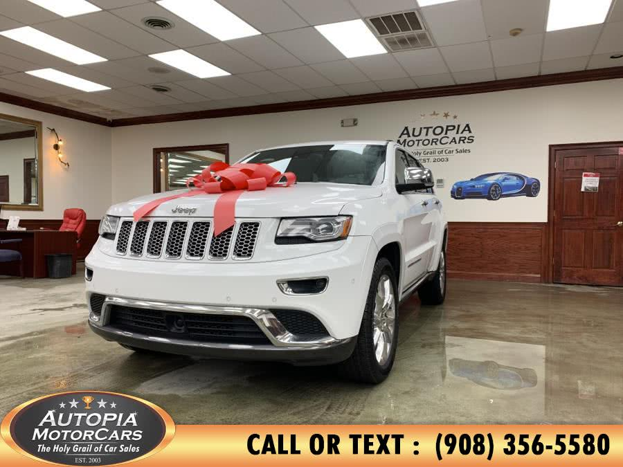 Used 2014 Jeep Grand Cherokee in Union, New Jersey | Autopia Motorcars Inc. Union, New Jersey