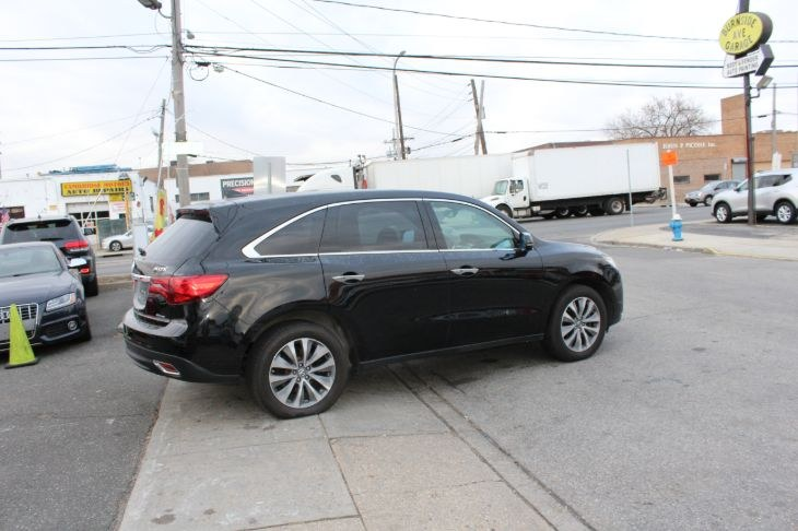 2014 Acura MDX SH-AWD 4dr Tech Pkg, available for sale in Inwood, New York | 5townsdrive. Inwood, New York