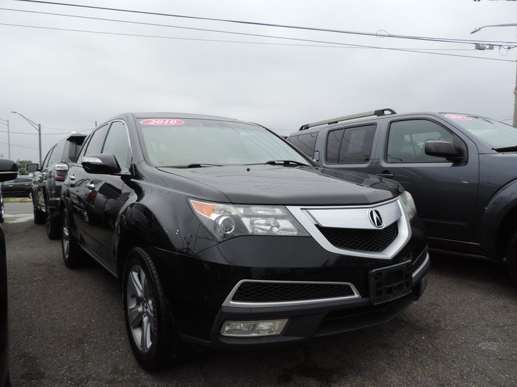 2010 Acura MDX AWD 4dr Technology Pkg, available for sale in Inwood, New York | 5townsdrive. Inwood, New York