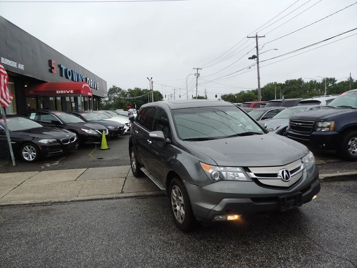 2008 Acura MDX 4WD 4dr Tech/Pwr Tail Gate, available for sale in Inwood, New York   5 Towns Drive. Inwood, New York