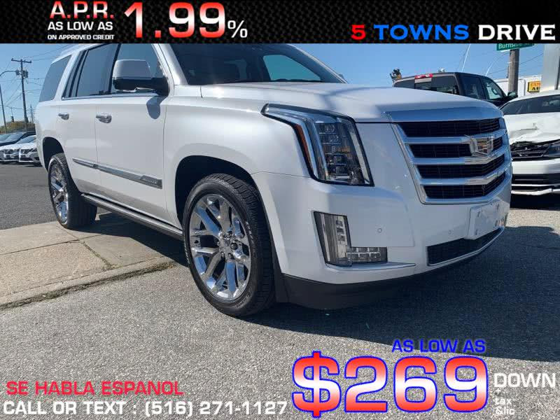 2016 Cadillac Escalade 4WD 4dr Premium Collection, available for sale in Inwood, New York | 5townsdrive. Inwood, New York