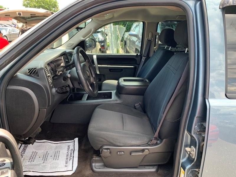 2011 Chevrolet Silverado 1500 4WD Crew Cab 143.5