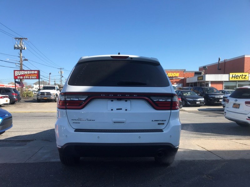 2015 Dodge Durango AWD 4dr Limited, available for sale in Inwood, New York | 5townsdrive. Inwood, New York