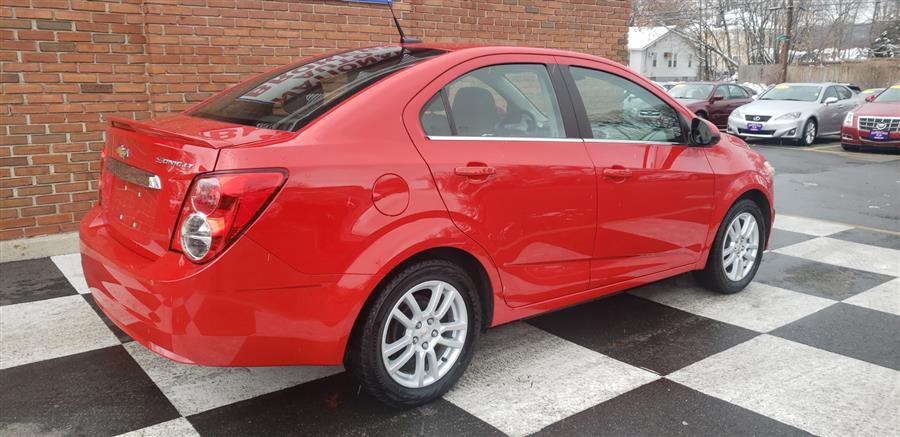 Used Chevrolet Sonic 4dr Sdn Manual LT 2013   National Auto Brokers, Inc.. Waterbury, Connecticut