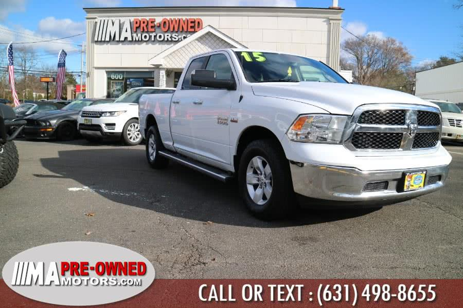 Used 2015 Ram 1500 in Huntington, New York | M & A Motors. Huntington, New York