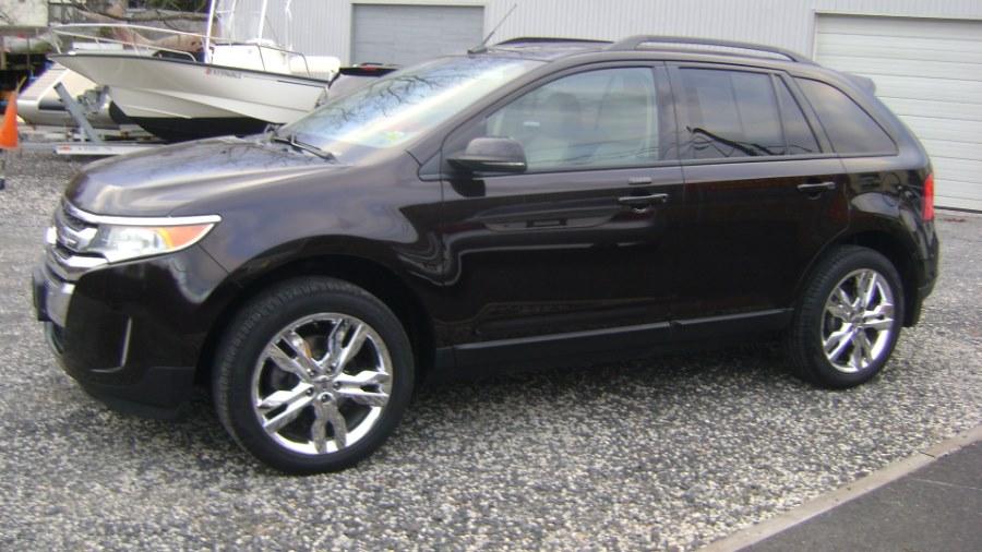 Used Ford Edge 4dr SEL AWD 2013 | TSM Automotive Consultants Ltd.. West Babylon, New York