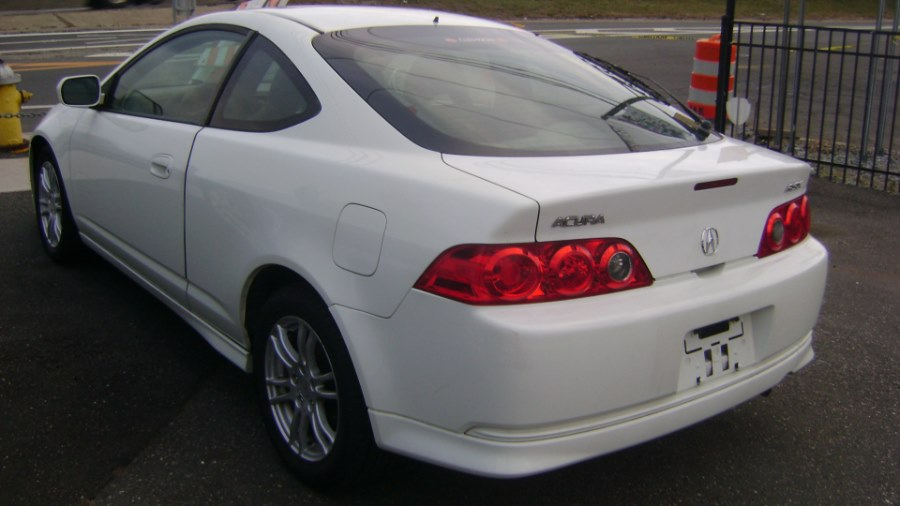 Used Acura RSX 2dr Cpe AT Leather 2005 | TSM Automotive Consultants Ltd.. West Babylon, New York