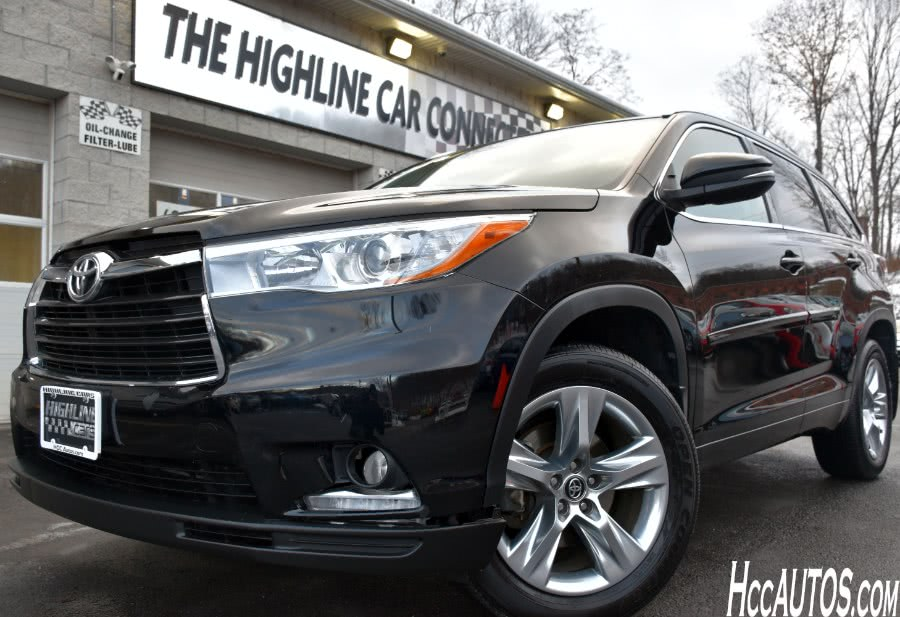 Used 2016 Toyota Highlander in Waterbury, Connecticut | Highline Car Connection. Waterbury, Connecticut