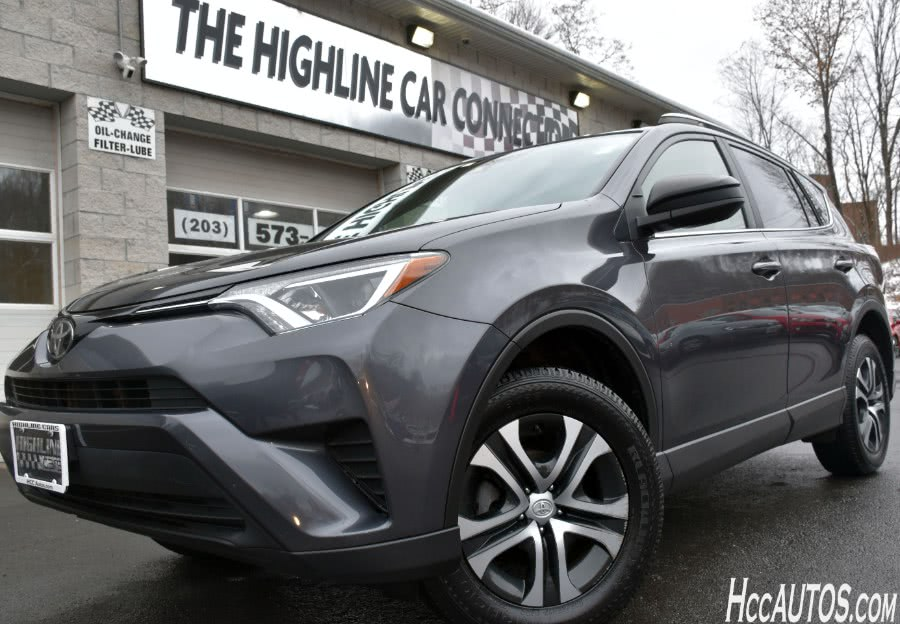 Used 2017 Toyota RAV4 in Waterbury, Connecticut | Highline Car Connection. Waterbury, Connecticut
