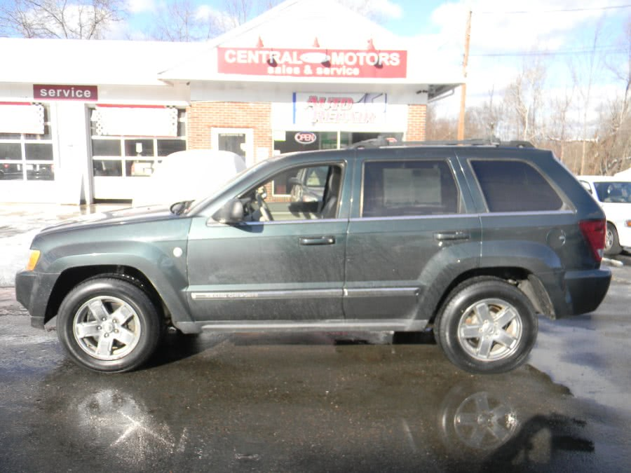 Used 2005 Jeep Grand Cherokee in Southborough, Massachusetts | M&M Vehicles Inc dba Central Motors. Southborough, Massachusetts