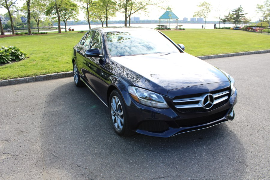 2016 Mercedes-Benz C-Class 4dr Sdn C300 4MATIC, available for sale in Great Neck, NY