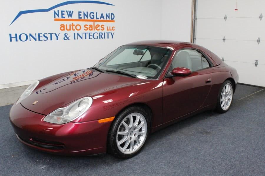 Used Porsche 911 Carrera 2dr Carrera 4 Cabriolet 6-Spd Man 2000 | New England Auto Sales LLC. Plainville, Connecticut