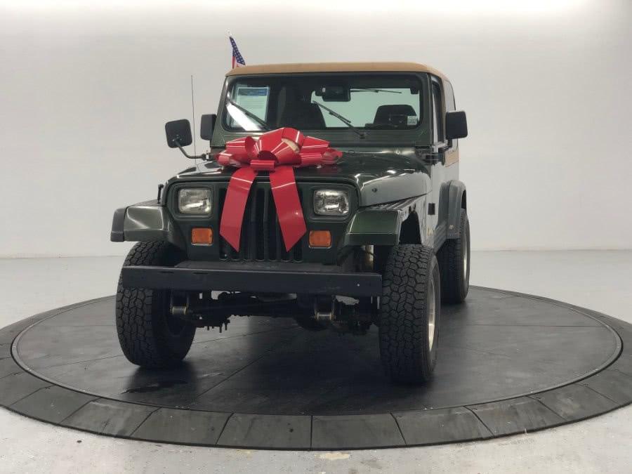 Used 1995 Jeep Wrangler in Bronx, New York | Car Factory Inc.. Bronx, New York