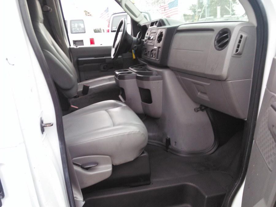 2012 Ford Econoline Cargo Van E-150 Commercial, available for sale in Lindenhurst, New York | The Van Depot Inc.. Lindenhurst, New York