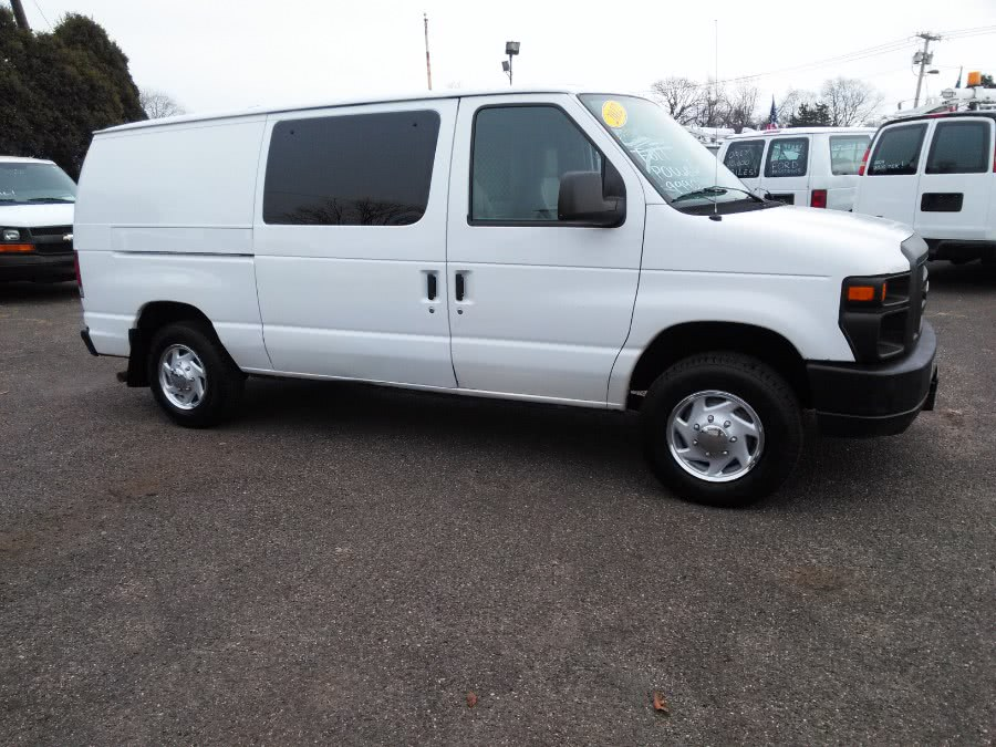 Used Ford Econoline Cargo Van E-150 Commercial 2012 | The Van Depot Inc.. Lindenhurst, New York