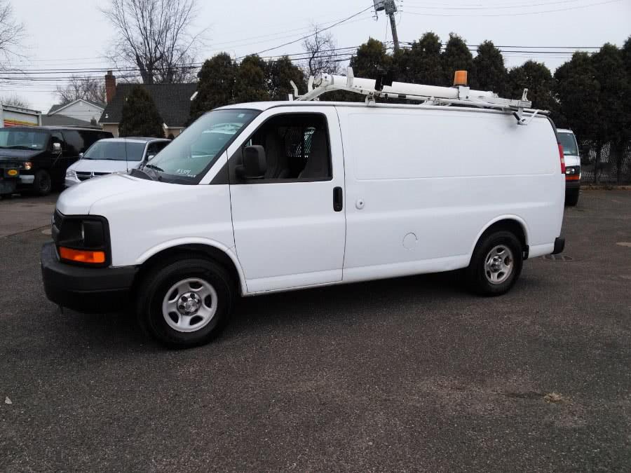 Used 2008 Chevrolet Express Cargo Van in Lindenhurst, New York | The Van Depot Inc.. Lindenhurst, New York