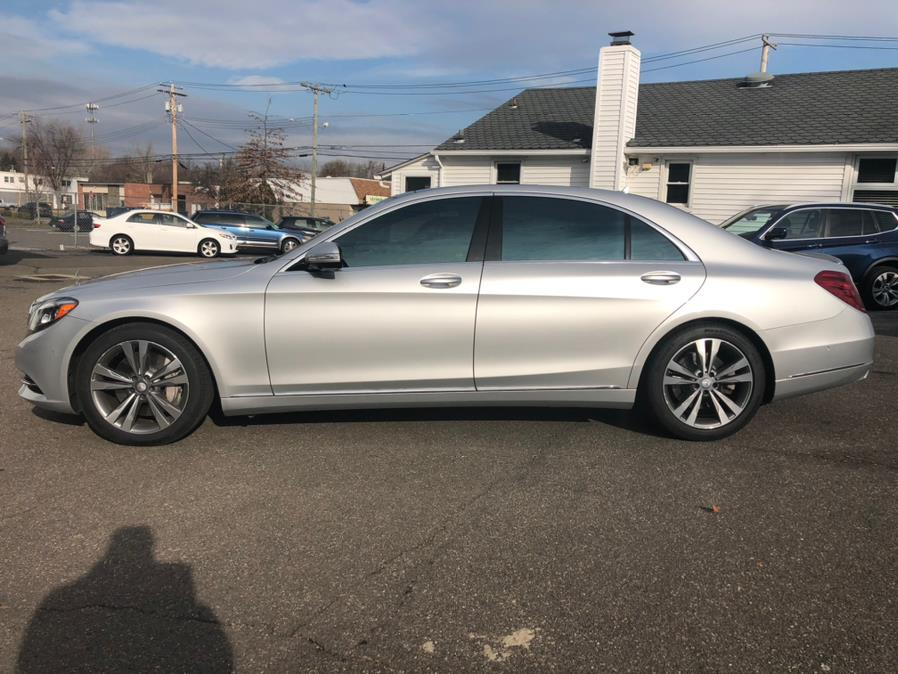 Used Mercedes-Benz S-Class 4dr Sdn S550 4MATIC 2015 | Chip's Auto Sales Inc. Milford, Connecticut