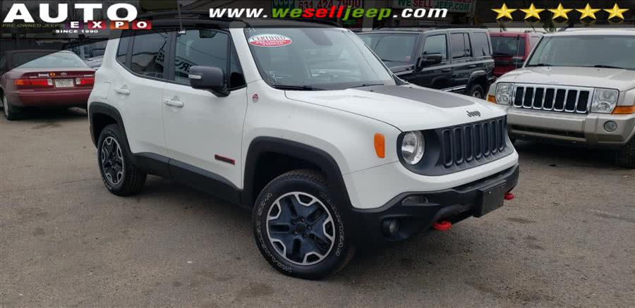 Used Jeep Renegade 4WD 4dr Trailhawk 2015 | Auto Expo. Huntington, New York