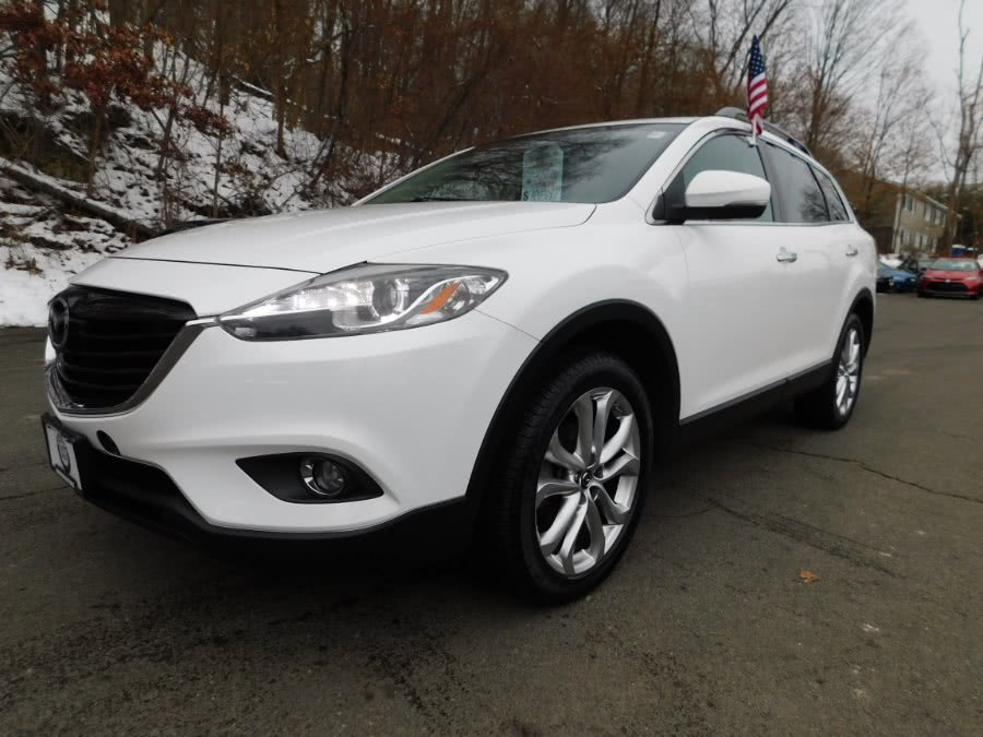 Used Mazda CX-9 AWD 4dr Grand Touring 2013 | Watertown Auto Sales. Watertown, Connecticut