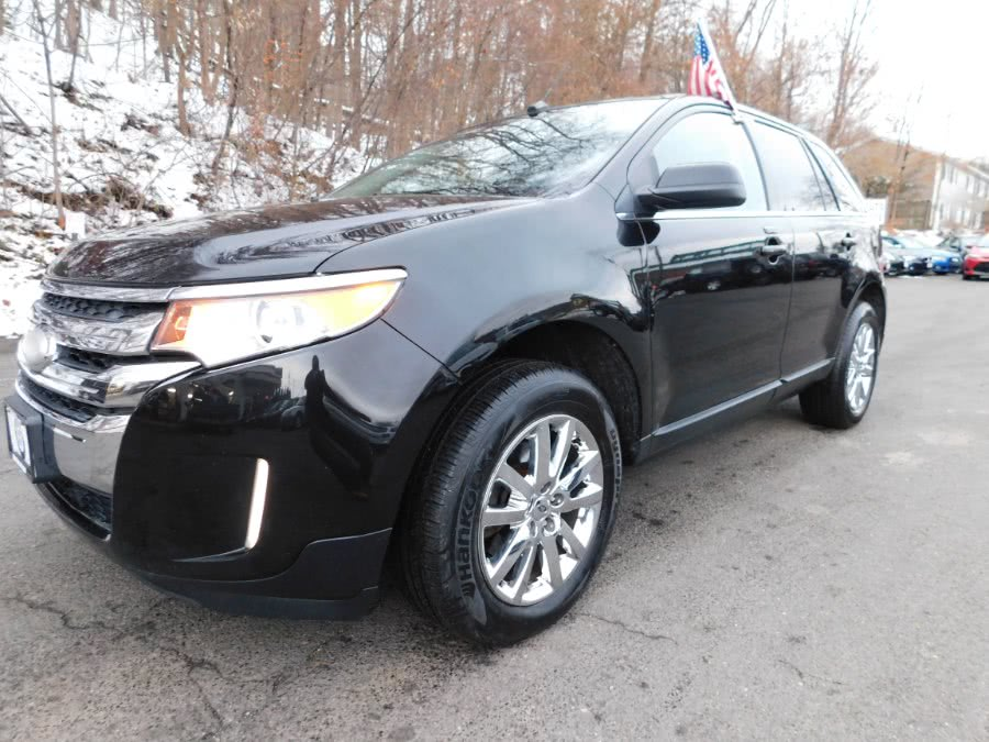 Used Ford Edge 4dr Limited AWD 2013 | Watertown Auto Sales. Watertown, Connecticut