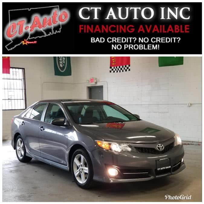 Used Toyota Camry SE 2014 | CT Auto. Bridgeport, Connecticut