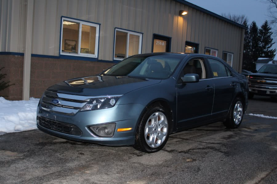 Used 2011 Ford Fusion in East Windsor, Connecticut | Century Auto And Truck. East Windsor, Connecticut