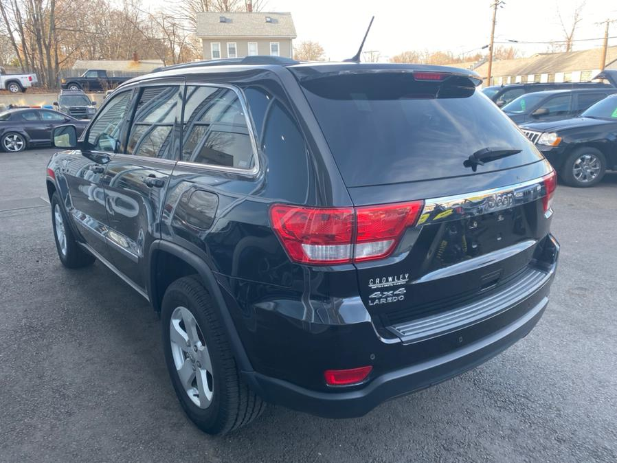 Used Jeep Grand Cherokee 4WD 4dr Laredo Loaded 2012 | Chris's Auto Clinic. Plainville, Connecticut