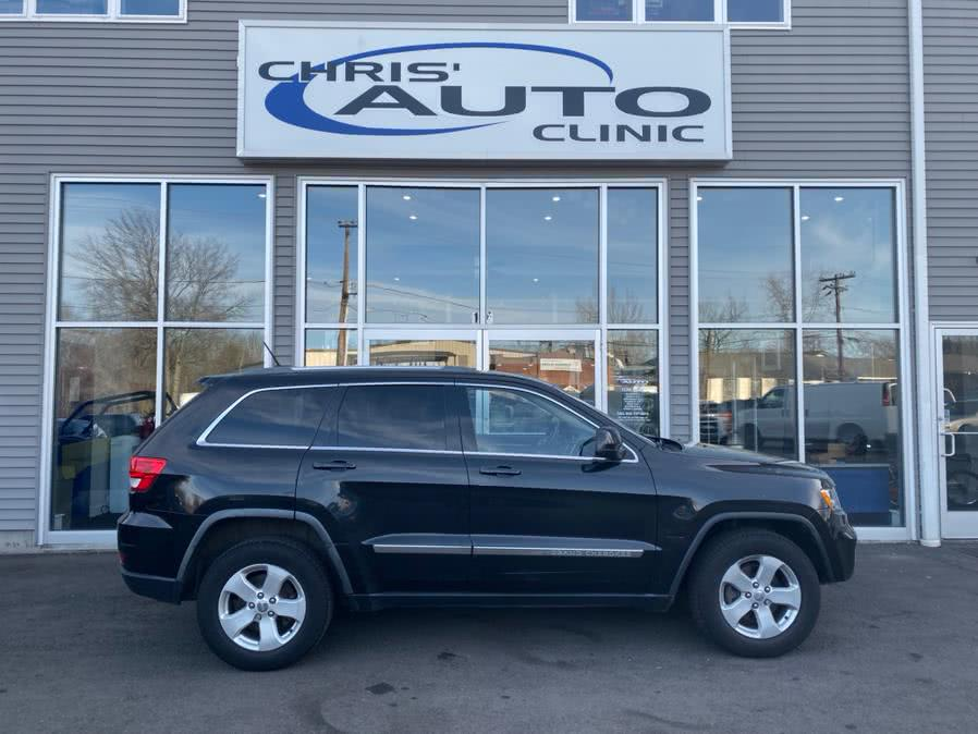 Used 2012 Jeep Grand Cherokee in Plainville, Connecticut | Chris's Auto Clinic. Plainville, Connecticut
