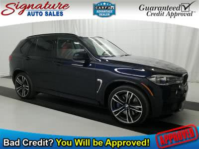 Used 2017 BMW X5 M in Franklin Square, New York | Signature Auto Sales. Franklin Square, New York
