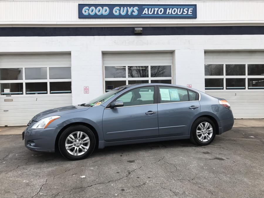 Used 2010 Nissan Altima in Southington, Connecticut | Good Guys Auto House. Southington, Connecticut
