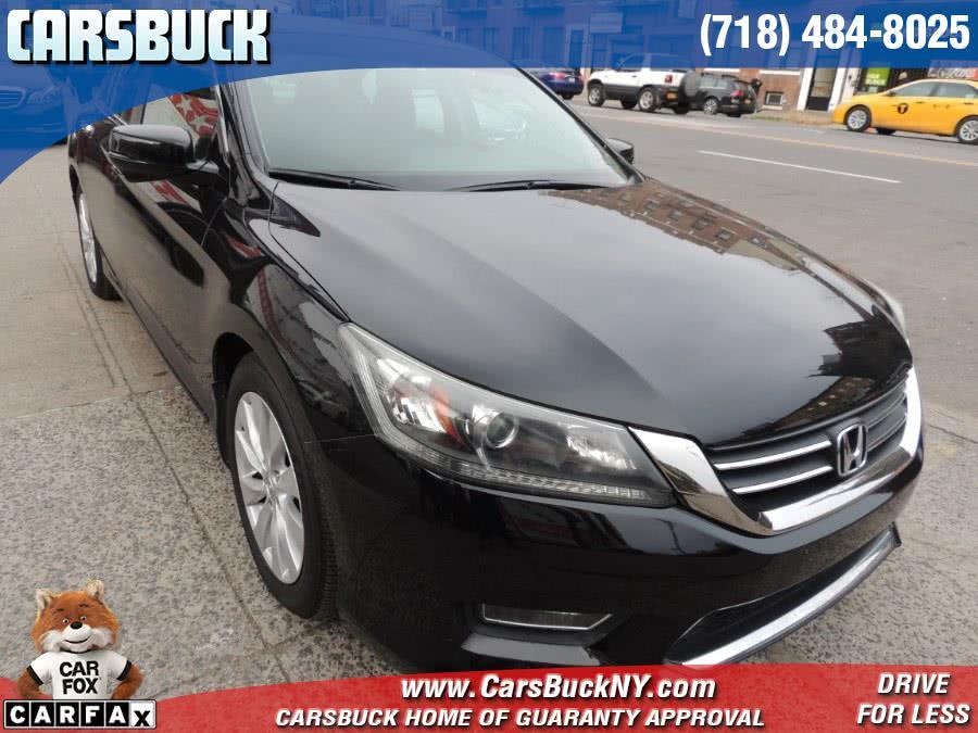 Used 2013 Honda Accord Sdn in Brooklyn, New York | Carsbuck Inc.. Brooklyn, New York