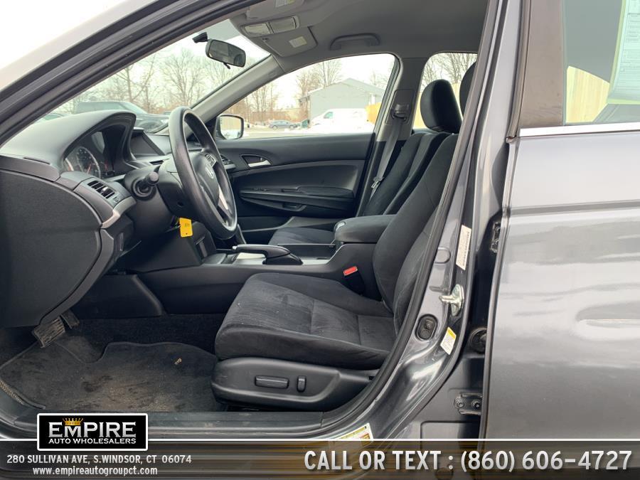 Used Honda Accord Sdn LX 2012   Empire Auto Wholesalers. S.Windsor, Connecticut