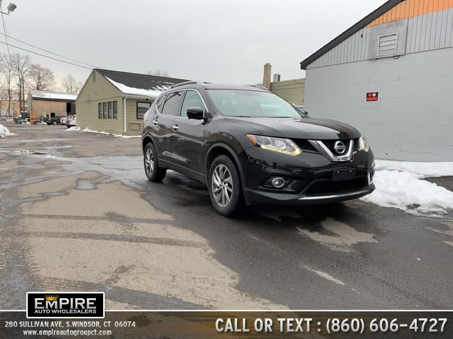 Used 2016 Nissan Rogue in S.Windsor, Connecticut | Empire Auto Wholesalers. S.Windsor, Connecticut