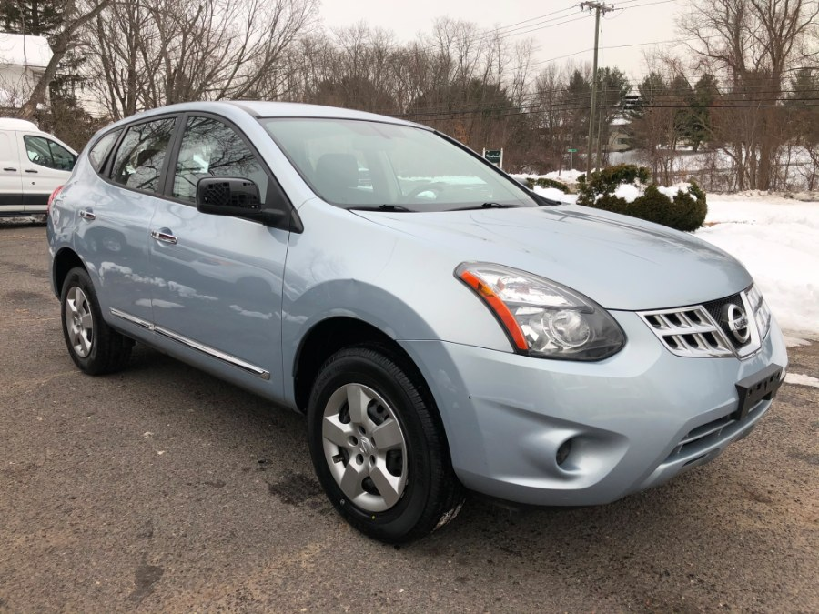 Used Nissan Rogue Select AWD 4dr Select 2015 | Toro Auto. East Windsor, Connecticut