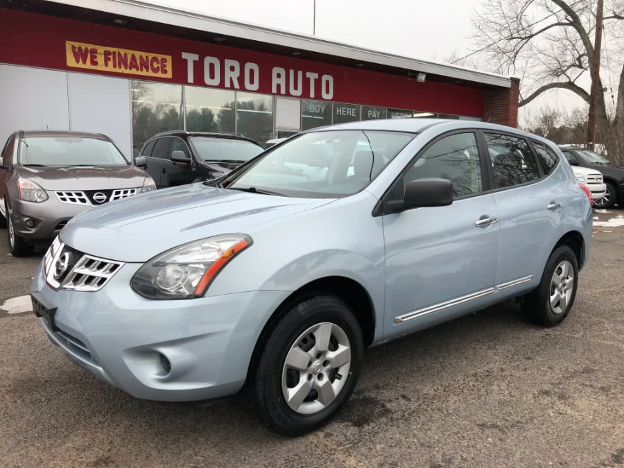 Used 2015 Nissan Rogue Select in East Windsor, Connecticut | Toro Auto. East Windsor, Connecticut