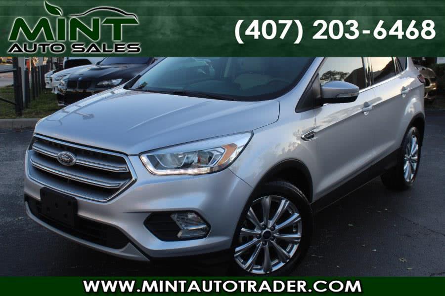 Used 2017 Ford Escape in Orlando, Florida   Mint Auto Sales. Orlando, Florida