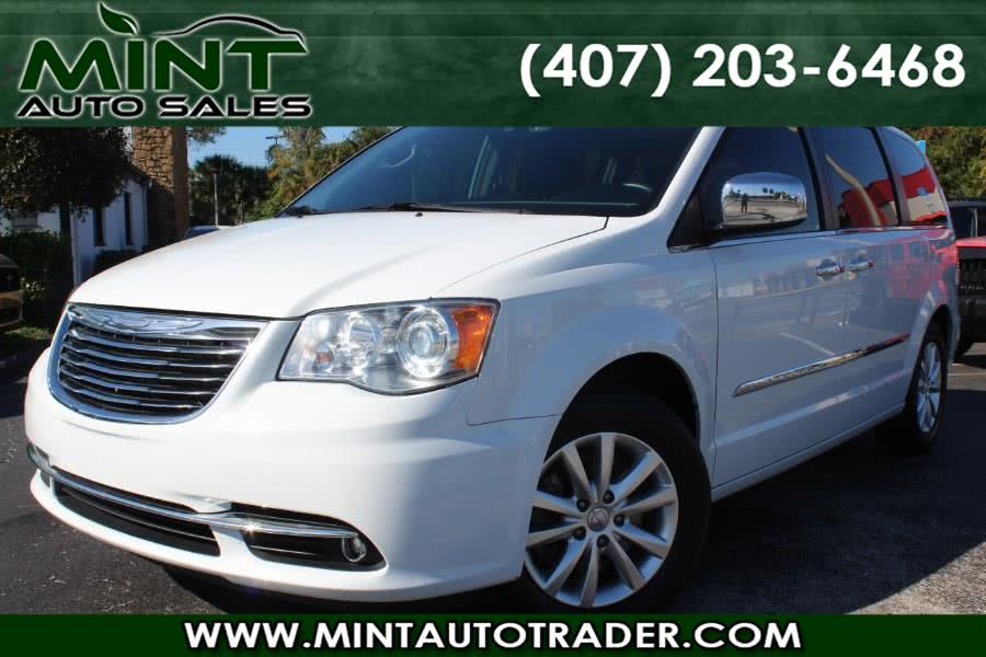 Used 2016 Chrysler Town & Country in Orlando, Florida | Mint Auto Sales. Orlando, Florida