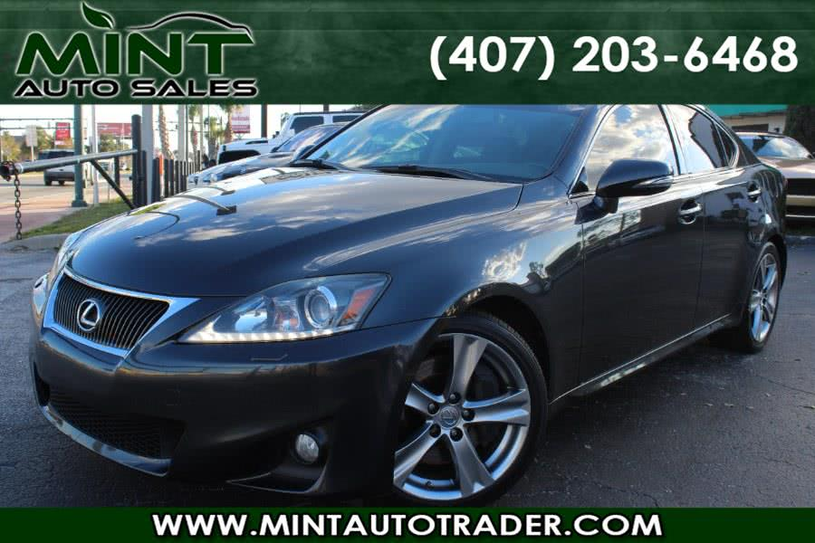 Used 2011 Lexus IS 350 in Orlando, Florida | Mint Auto Sales. Orlando, Florida