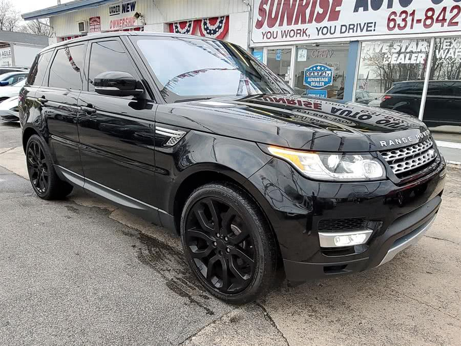 Used 2017 Land Rover Range Rover Sport in Jamaica, New York | Hillside Auto Mall Inc.. Jamaica, New York