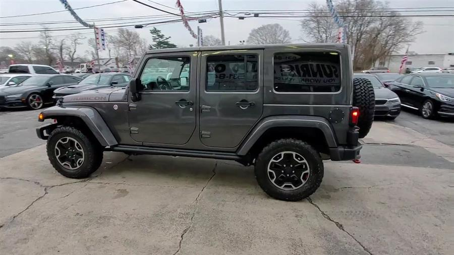 Used Jeep Wrangler Unlimited 4WD 4dr Rubicon 2016 | Sunrise Auto Outlet. Amityville, New York