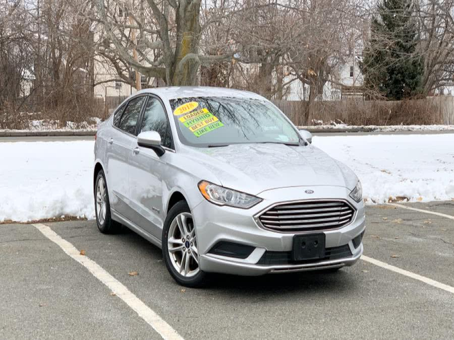 Used 2018 Ford Fusion Hybrid SE in Revere, Massachusetts | Sena Motors Inc. Revere, Massachusetts