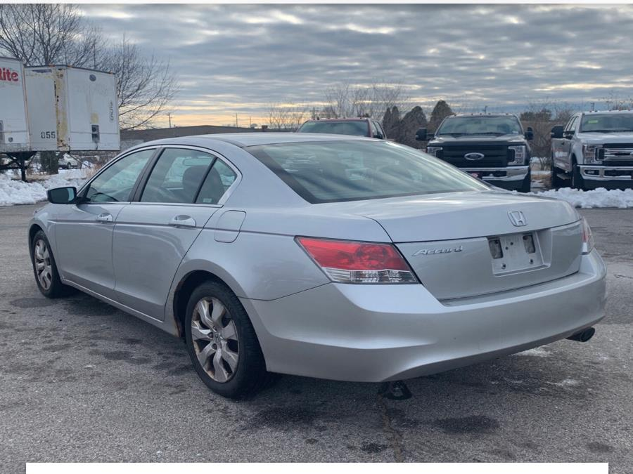 Used Honda Accord Sdn 4dr I4 Auto EX 2008 | Best Auto Sales LLC. Manchester, Connecticut