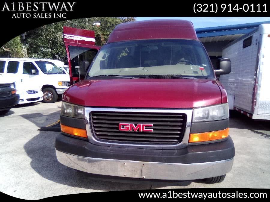 Used 2009 GMC Savana Passenger in Melbourne , Florida | A1 Bestway Auto Sales Inc.. Melbourne , Florida