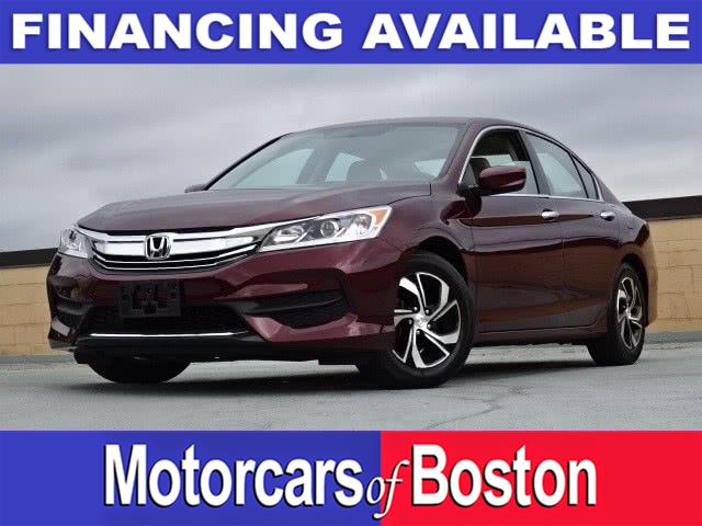 Used 2017 Honda Accord Sedan in Newton, Massachusetts | Motorcars of Boston. Newton, Massachusetts