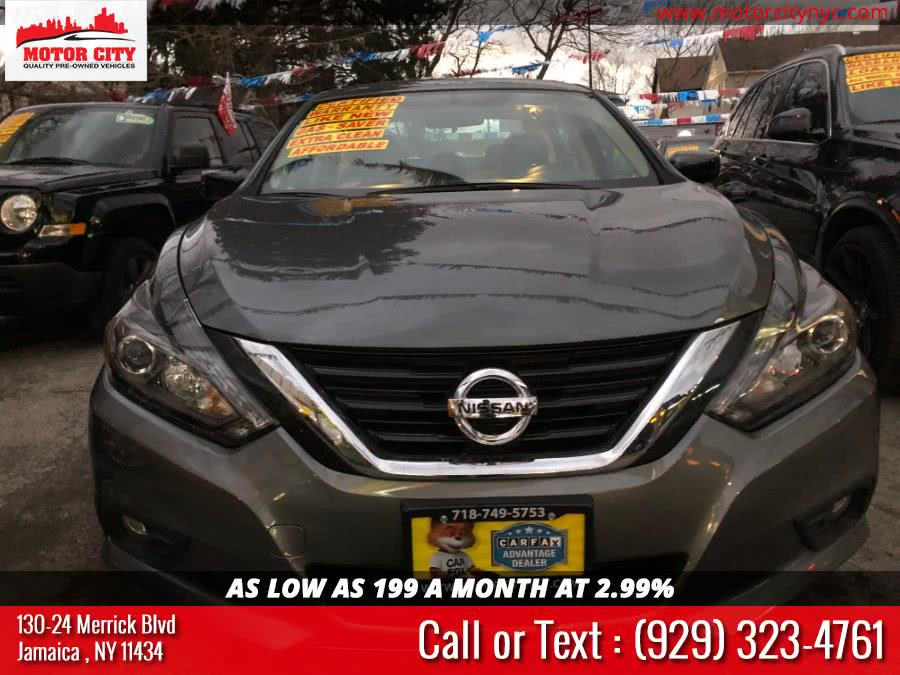 Used Nissan Altima 2.5 SR Sedan 2017 | Motor City. Jamaica, New York